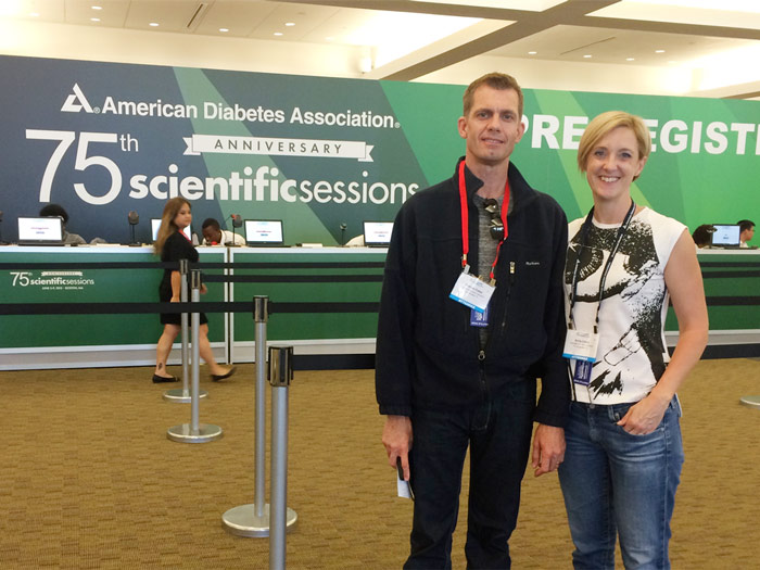 American Diabetes Association Conference 2015