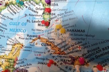 Representing The Bahamas