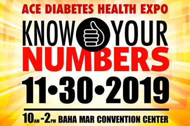 ACE Diabetes Health Expo: 11•30•2019
