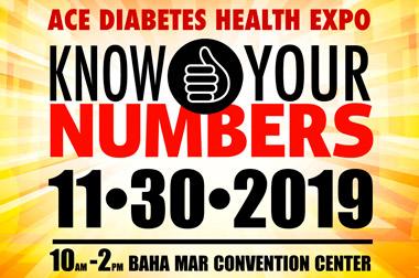 ACE Diabetes Health Expo: 11•30•2019