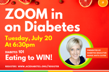 ZOOM In On Diabetes: Eating To WIN!